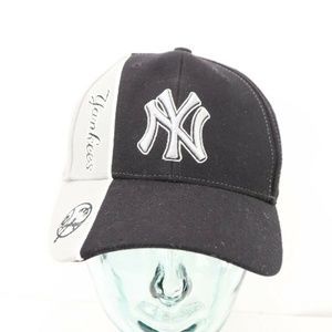 Vintage New York Yankees Spell Out Baseball Hat 8ac108307359